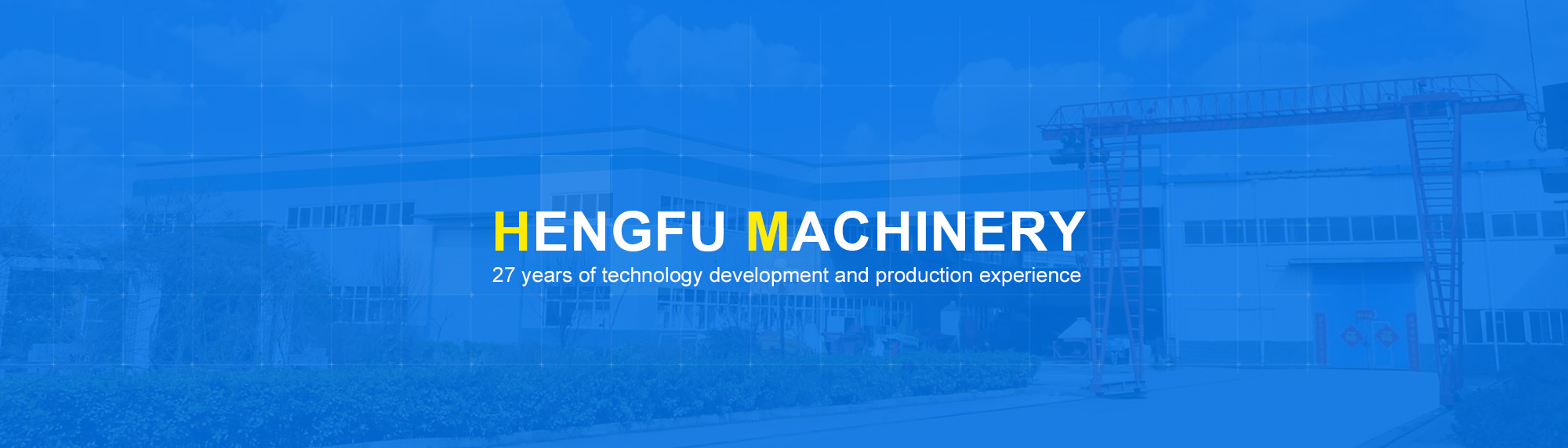 Hengfu Feed Machine