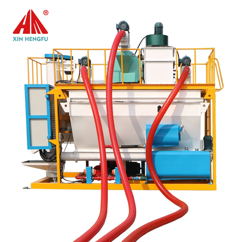AT-3A automatic batching powder feed unit
