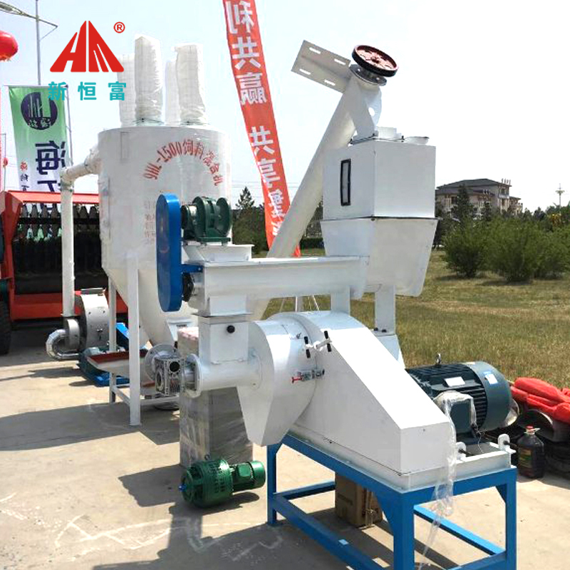 Animal Feed Production Line Machine,Feed Pellet Processing Machine