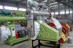 Animal feed milling equ