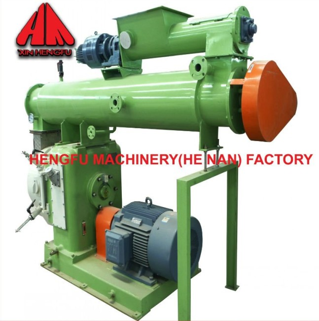 ring die pellet mill